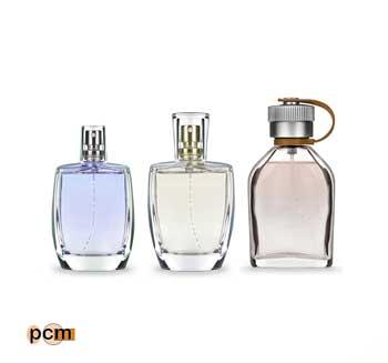 Décoration de bouchons de parfum