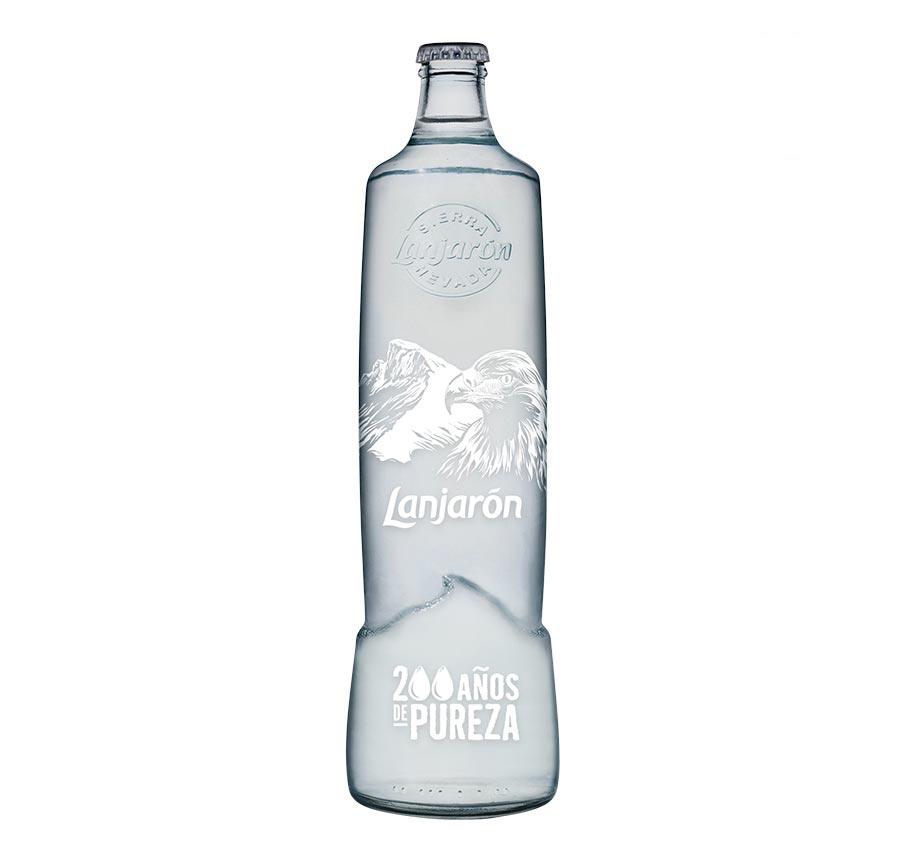 décoration de la bouteille d'eau