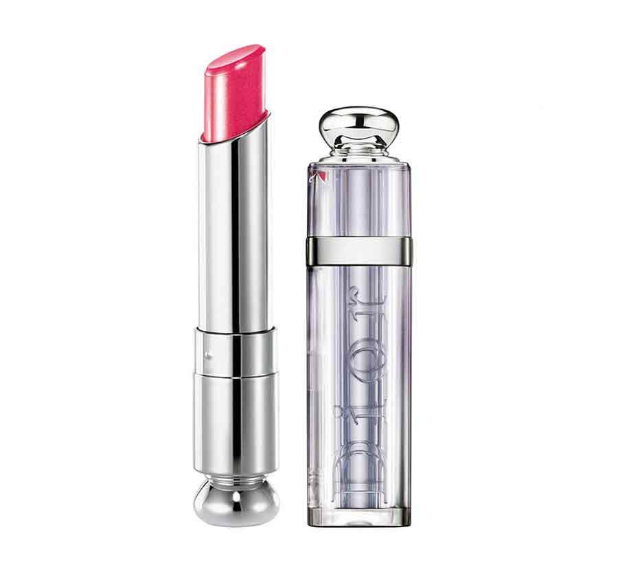 Décoration de rouge à lèvres cosmétique