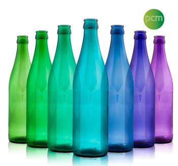 Peinture de bouteilles et contenants