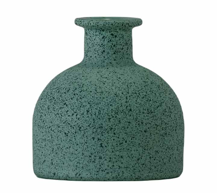 Décoration de pot en verre pour mikados et assainisseurs d'air
