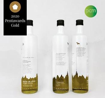 PCM décore un design récompensé d'un PENTAWARDS GOLD